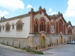 Las Catedrales del Vino